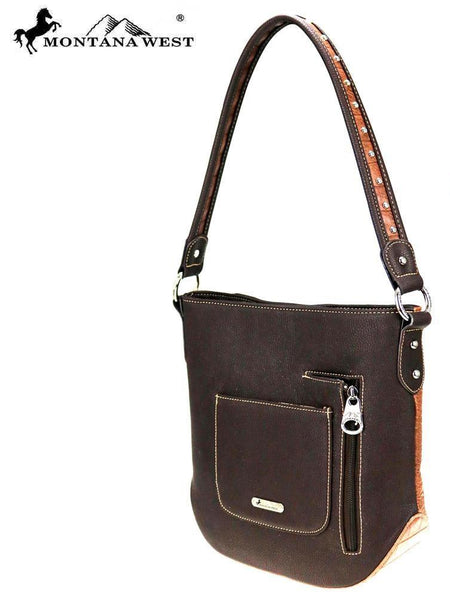 Montana West Safari Collection Hobo - Coffee