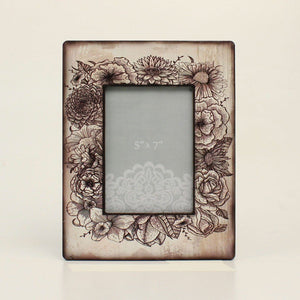 Distressed Picture Frame 5 x 7