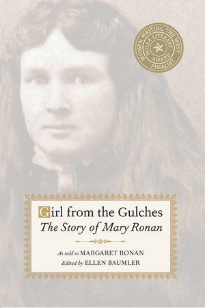Girl From The Gulches - Mary Ronan