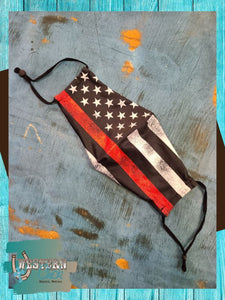 American Flag Non-Medical Face Mask YK Trading