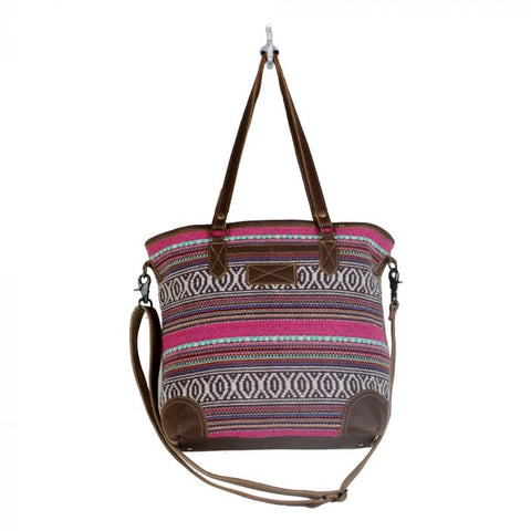 Exuberant Spirit Shoulder Bag