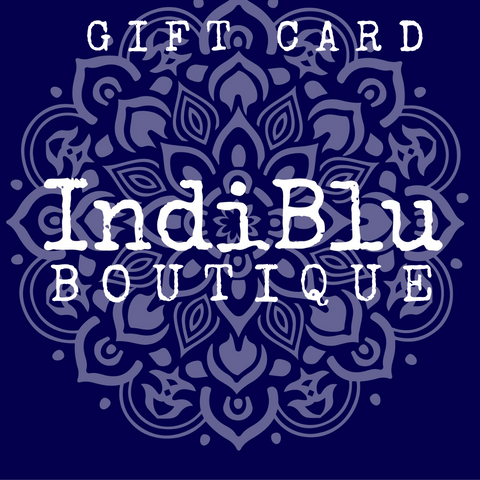 IndiBlu Boutique Gift Card - IndiBlu Boutique