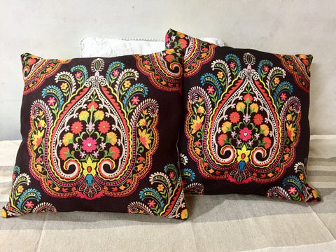 Boho Cushion Cover Home Decor IndiBlu Boutique