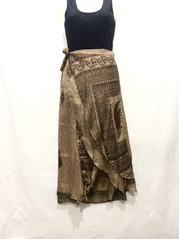 Boho Maxi Skirt - IndiBlu Boutique