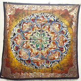 Hand Painted Batik Tapestry Home Decor IndiBlu Boutique
