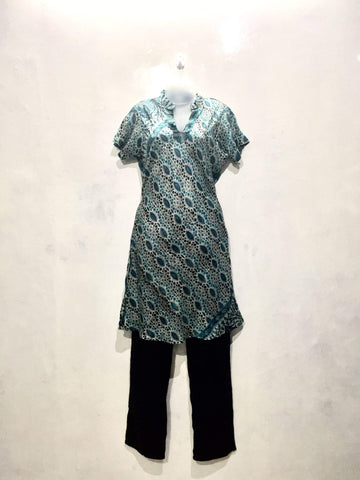Sari Tunic Top Tops IndiBlu Boutique