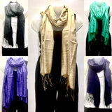 Silk Scarves Scarves IndiBlu Boutique