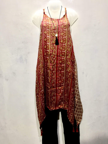 Summer's Eve Tunic Dress - IndiBlu Boutique