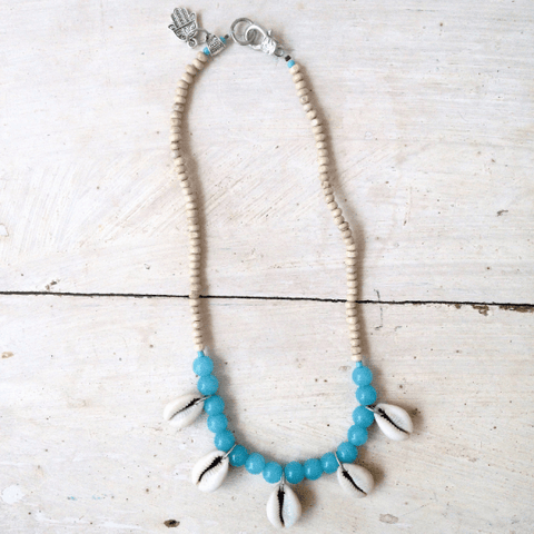 Tropicale Necklace Jewelry IndiBlu Boutique