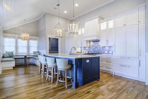 Urban Cottage Interior Design Portfolio - OBX Beach Home