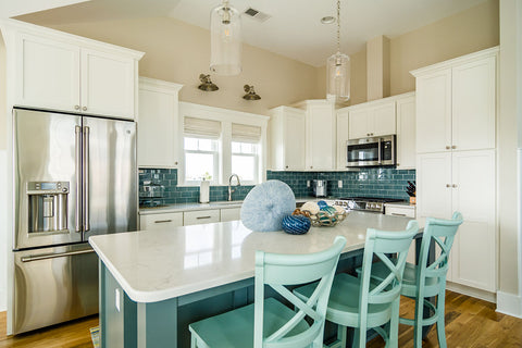 Urban Cottage OBX Interior Design