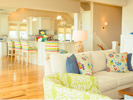 Urban Cottage Interior Design Portfolio Outer Banks Sanderling Resort
