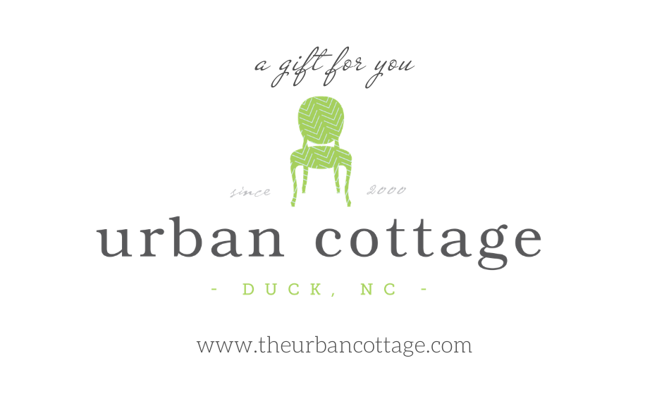 Gift Card from Urban Cottage in Duck