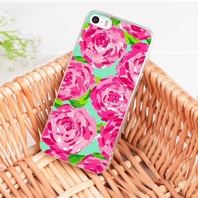 Lilly Pulitzer Summer iPhone Cases
