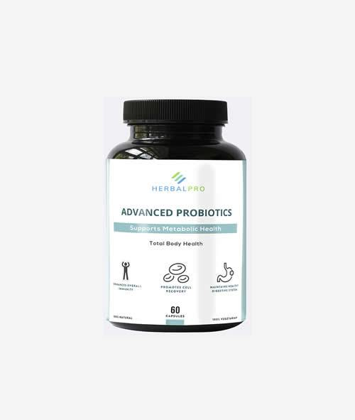 Herbal Pro Advanced Probiotics