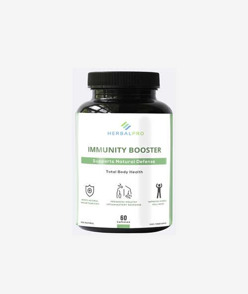 Herbal Pro Immunity Booster