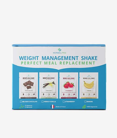 Herbal Pro Multi-Pack Meal Replacement