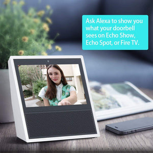 Dophigo Smart Video Doorbell Camera