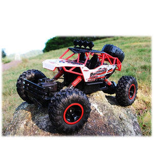 REMOTE CONTROL MONSTER TRUCK - ROCK CRAWLER OFF ROAD RC CAR