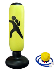 🥊Inflatable Free-Standing Kids & Adults Punching Bag