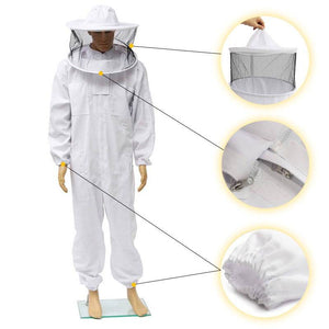 🐝BEE PROTECT+  Full Body Beekeeping Protection Suit🐝