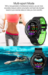 Blood Oxygen Monitor, Blood Pressure and Heart Rate Monitor Smart Watch In 2020