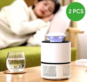 ANTIMOS™ Eco-Friendly Mosquito Killer UV Lamp Super Quiet