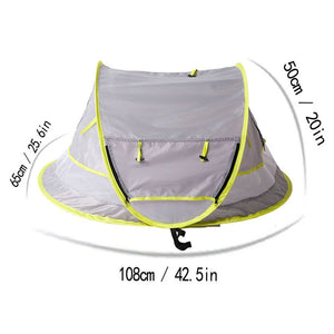Portable Baby Pop Up Tent