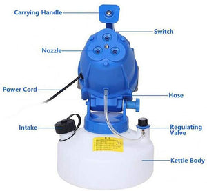 Better Misting 5L Disinfectant ULV Cold Fogger Sprayer Machine
