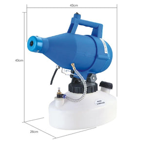 110V 4.5L Handheld Disinfectant ULV Fogger Machine