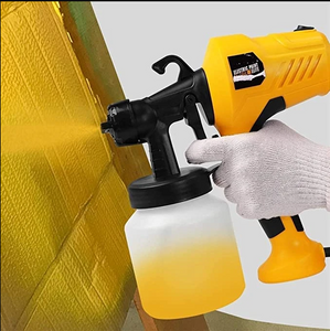 Portable Electric Paint Sprayer Gun Fine Finish