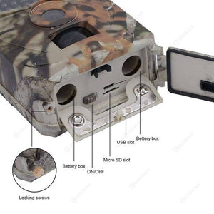 Clear Vision Trail Camera