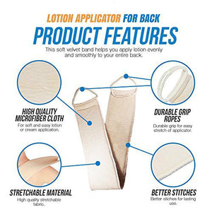Back Lotion Applicator - Easy Self Application of Lotions and Creams