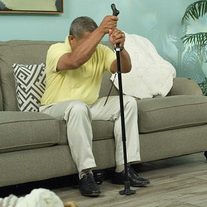 Campbell Posture Cane Walking Cane As Seen On Tv