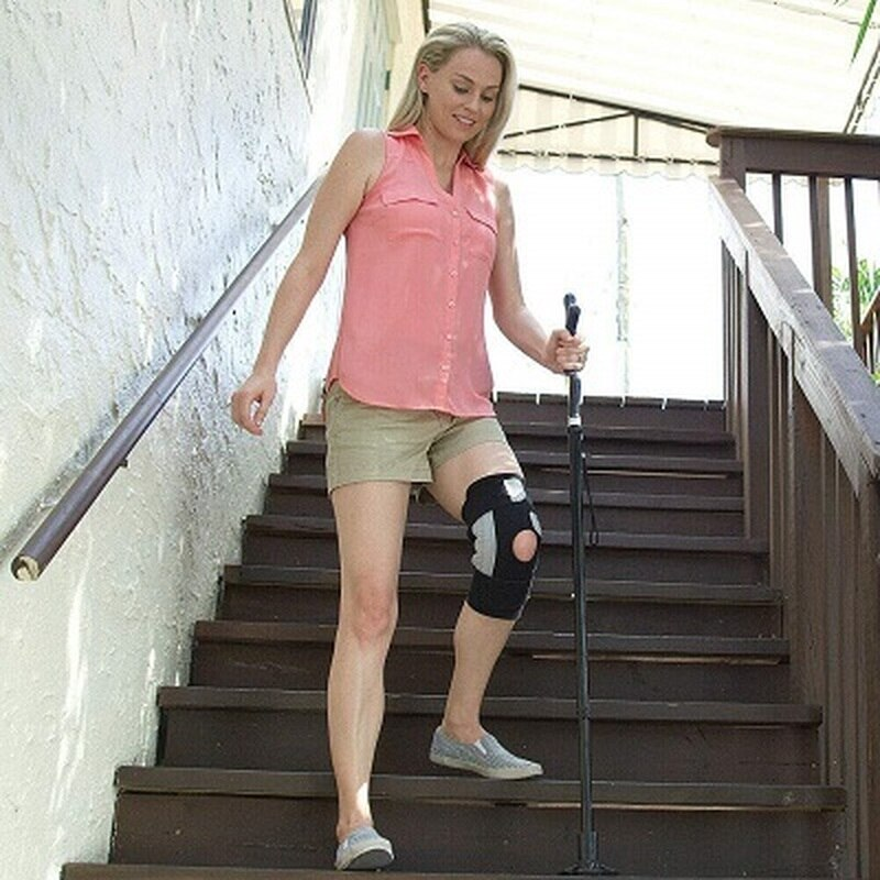 Campbell Posture Cane Walking Cane As Seen On Tv Only
