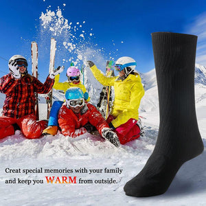 Thermal Cotton Rechargeable Heated Electric Socks