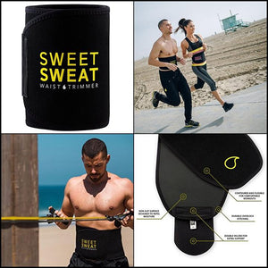 Premium Sweet Sweat Belt - Waist Eraser