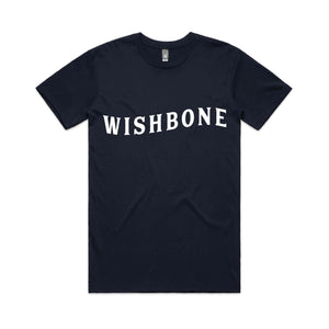 Wishbone Navy T-Shirt