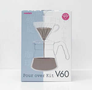 Hario Complete V60 Pour Over Kit