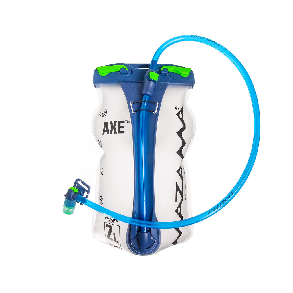 Mazama Designs AXE 2 Liter Short Hydration Reservoir