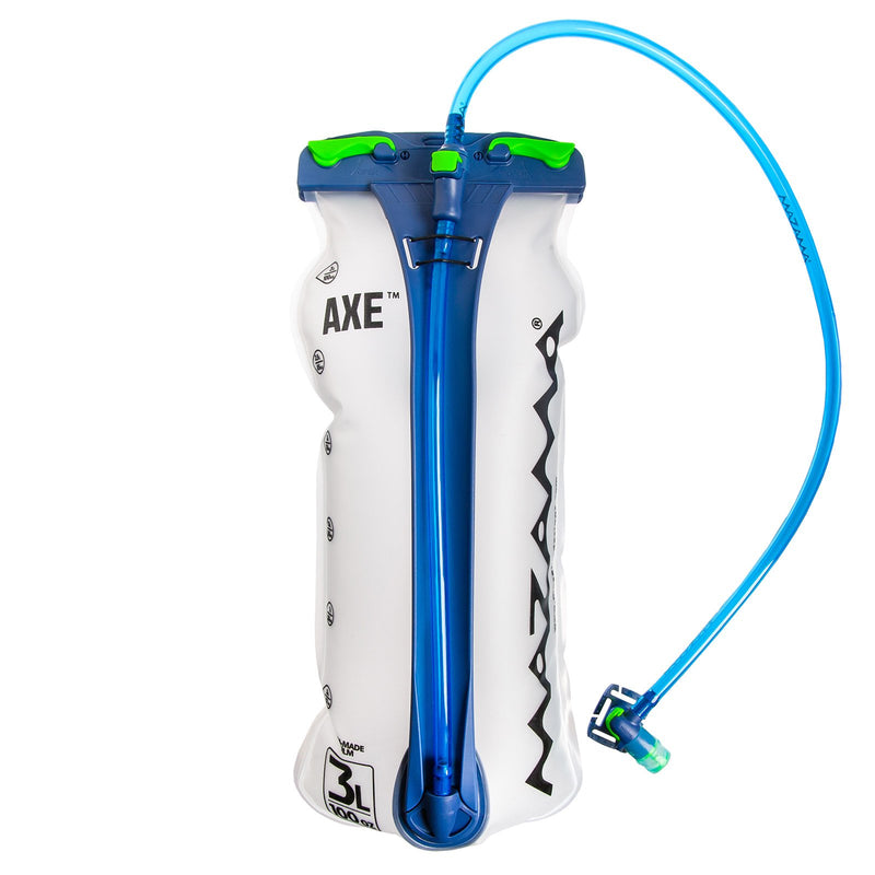 Mazama Designs AXE 3 Liter Short Hydration Reservoir