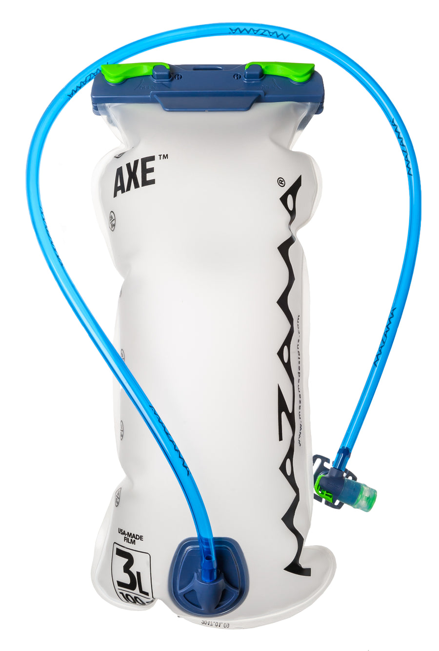 Top Fill Hydration Reservoir 3L