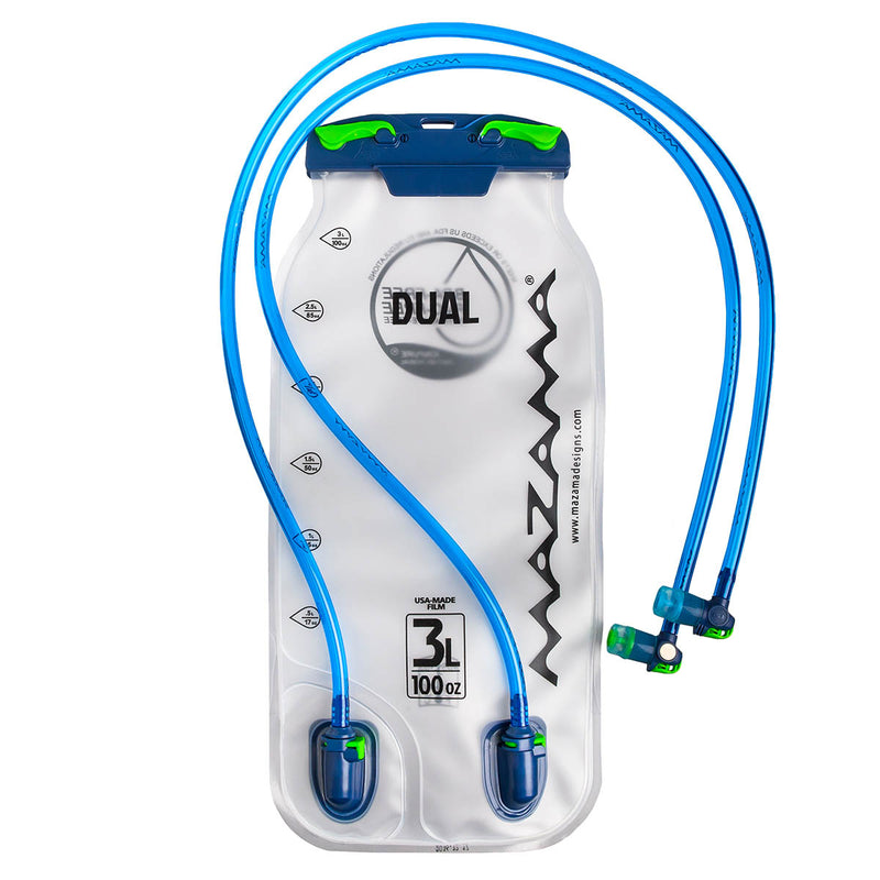 Mazama Designs DUAL™ 3L Hydration Reservoir