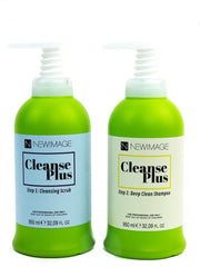 CLEANSE PLUS - 2 STEP CLEANING SET