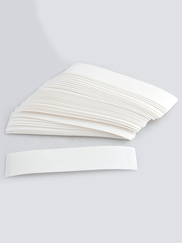 3M #1522 BACKS CLEAR TAPE (BAG OF 1000)