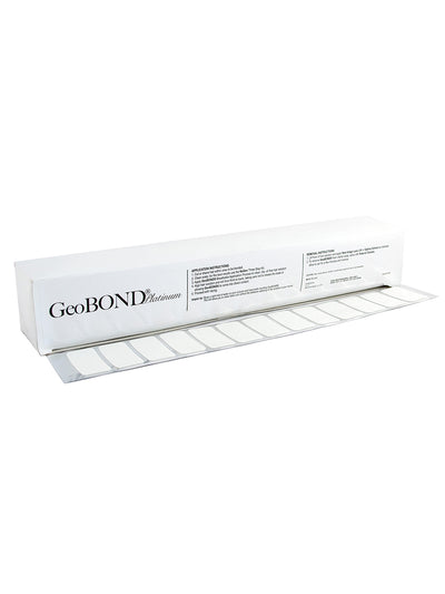 "GEOBOND PLATINUM STRIP OF (13) 1-3/4"" X 12"" (BOX OF 93)"
