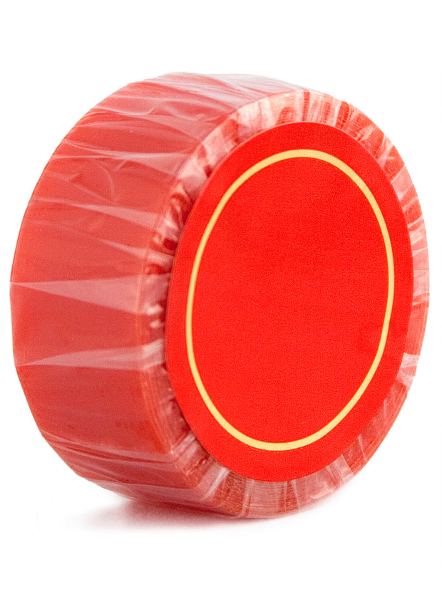 "RED LINER CLEAR 3/4"" X 3 YD ROLL"