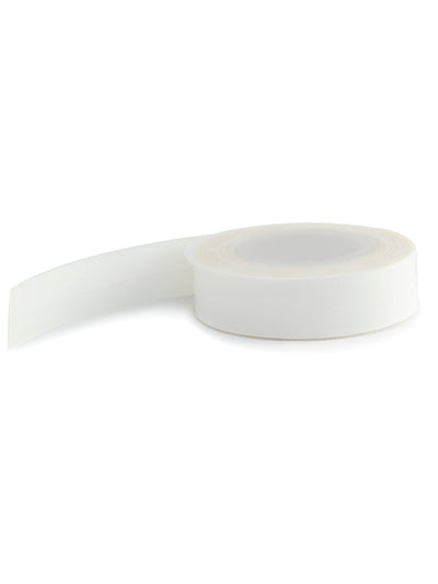 "CLUB W SKIN TAPE-IN ADHESIVE 1/2"" X 3YDS (1/4"" SLIT DOWN MIDDLE)"