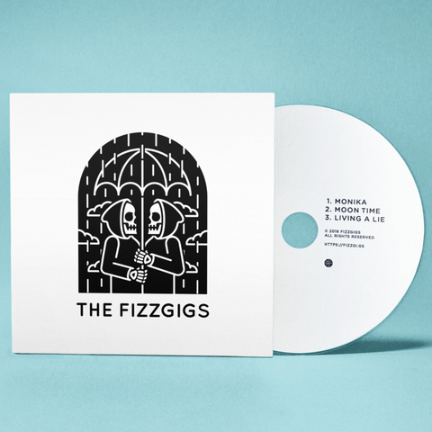 Free limited-edition, hand-numbered CD