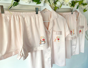 Blush Short Pyjamas